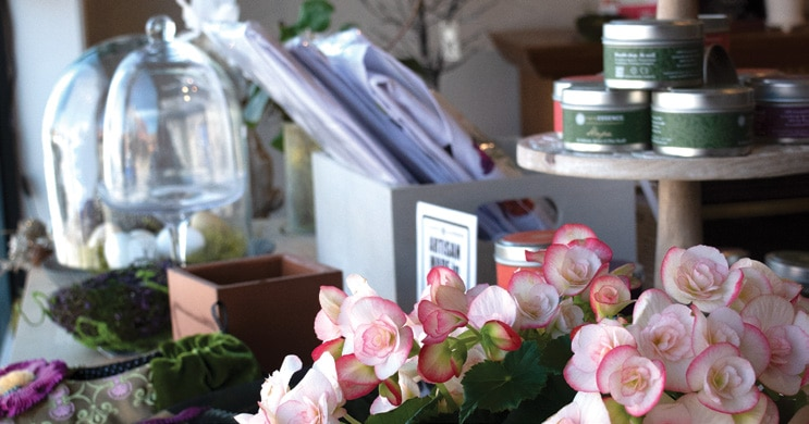 Q&A With Local Business Owner: Rose Mountain Floral