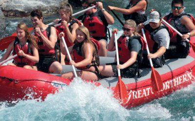 Great Northern Whitewater Raft & Resort