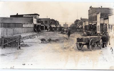 Historic Downtown Kalispell